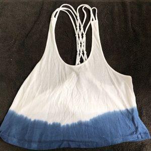 88625f3c9a6 Women Crochet Tank Top Forever 21 on Poshmark